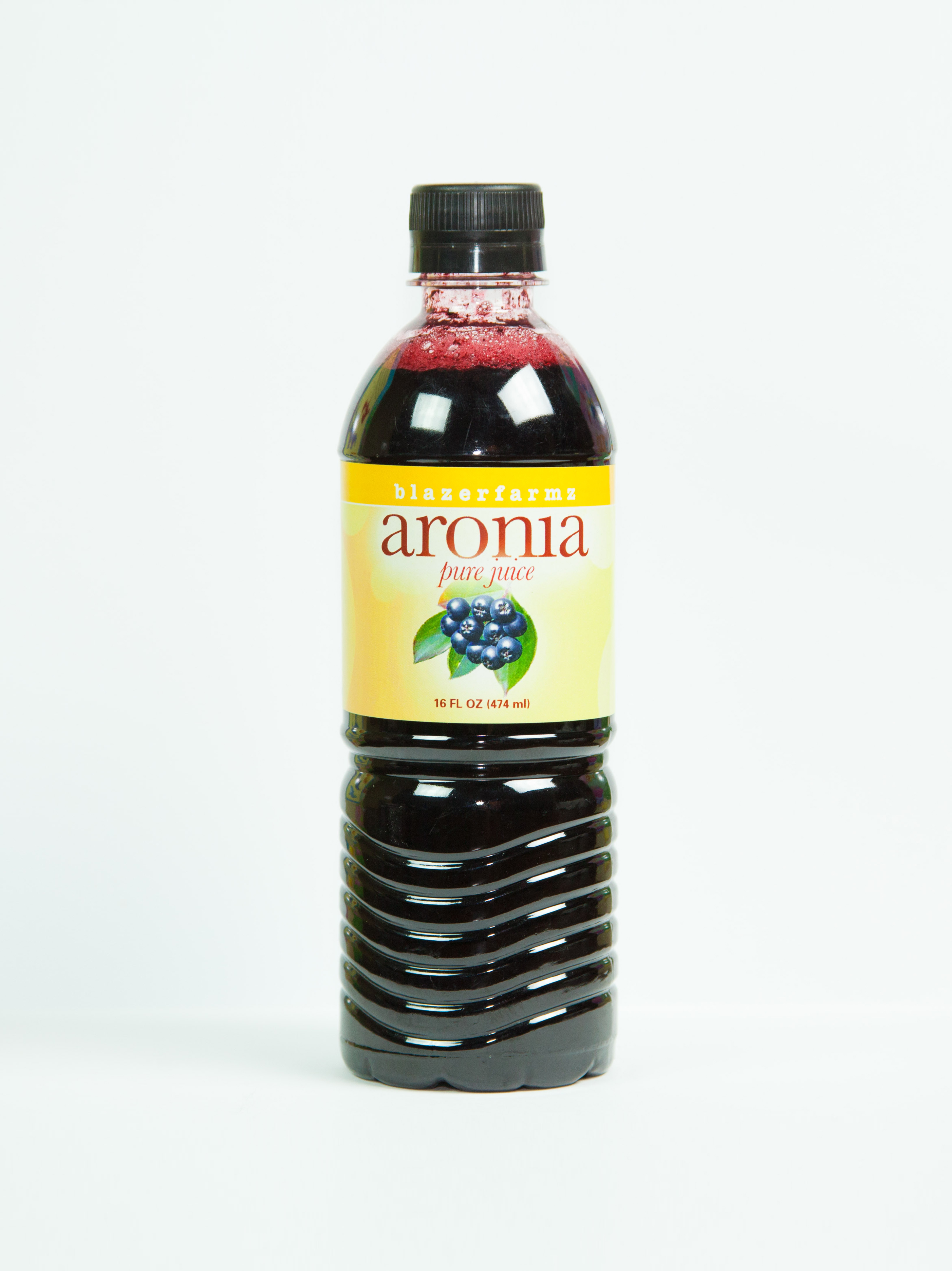 Aroniaberry Cold-Pressed Juice